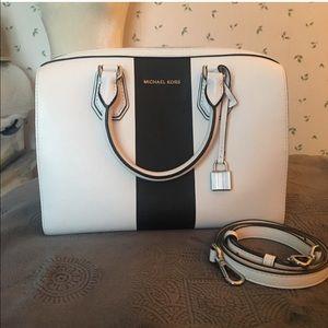 Michael Kors satchel handbag - perfect condition